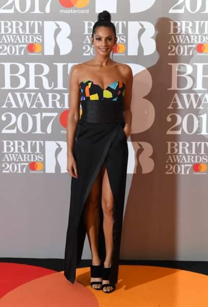Brit Awards 2017 : Alesha Dixon