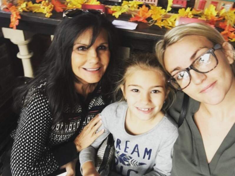 Lynne Spears, Maddie et Jamie-Lynn : 3 générations de femmes