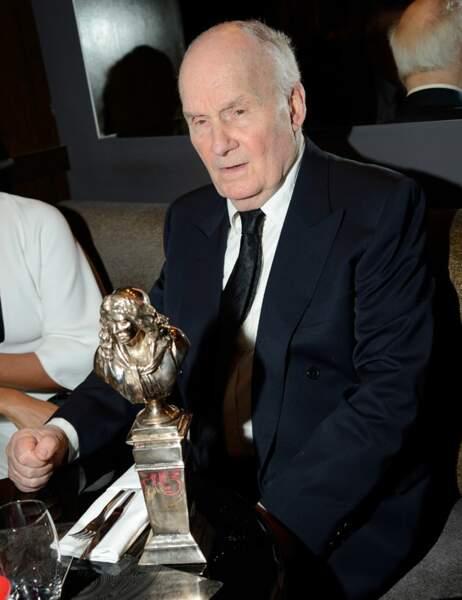 Un Molière d'honneur pour le grand Michel Bouquet, 88 ans