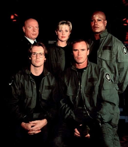 À quoi ressemblent les stars des séries télé des années 90 - Stargate SG-1