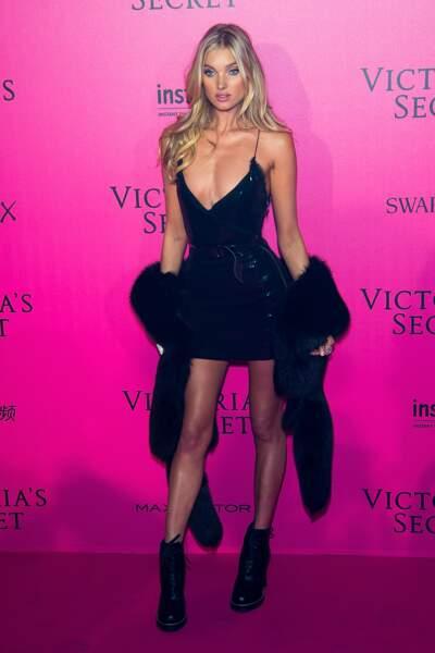 Défilé Victoria's Secret : Elsa Hosk
