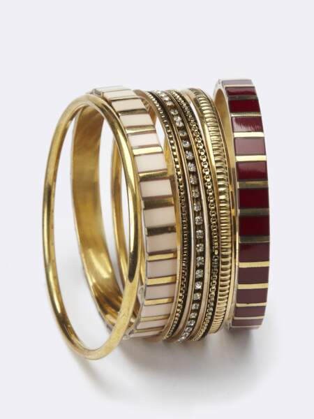 Bracelets Cyrillus - 19,90 €