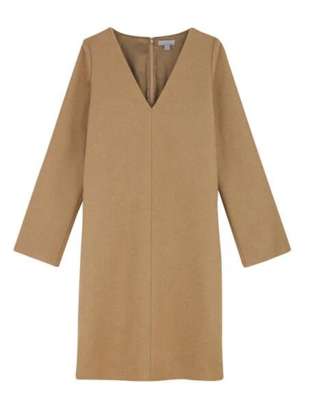 Robe en laine 99€ Cos