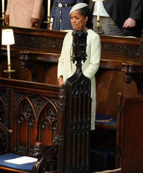 Royal wedding : Doria Ragland, la mère de Meghan Markle