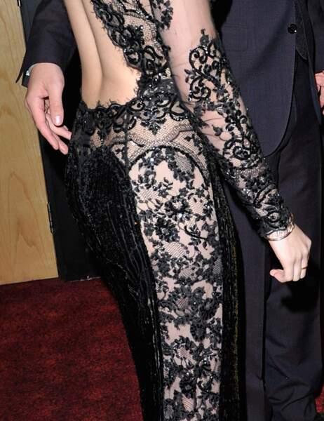 Les fesses de Kristen Stewart
