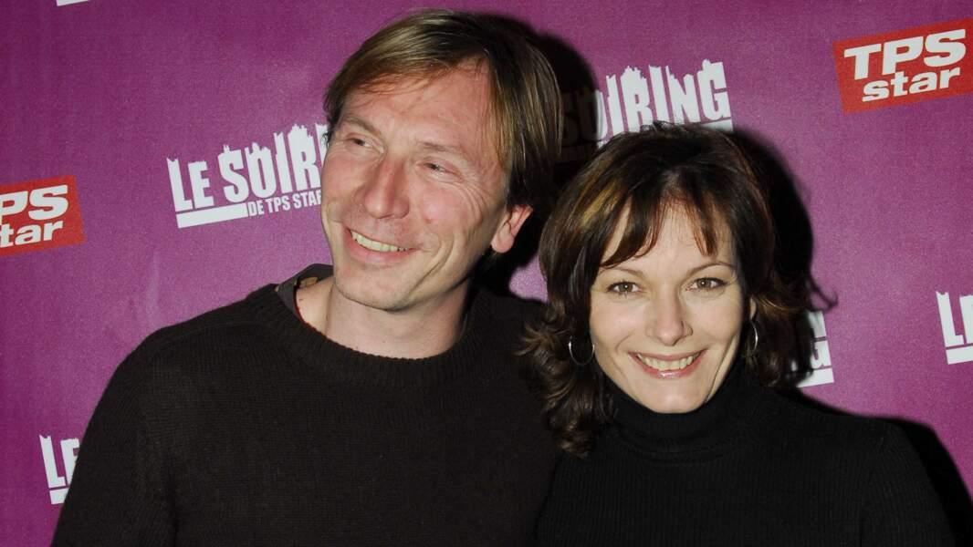 Thierry Ragueneau et Cécilia Hornus (François et Blanche Marci)