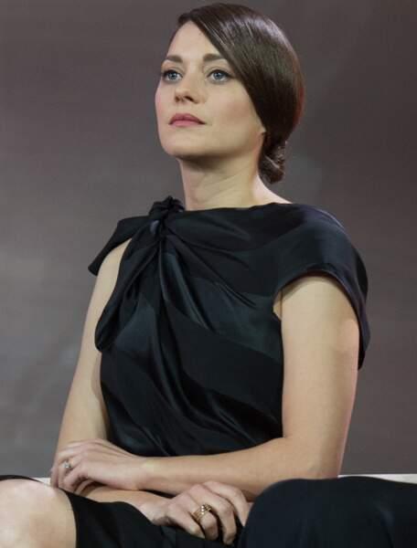 24. Marion Cotillard énerve 7% des Français ? Il y en a encore 93% pour la regarder mourir