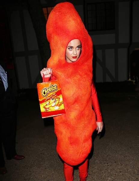 Katy Perry en Cheetos