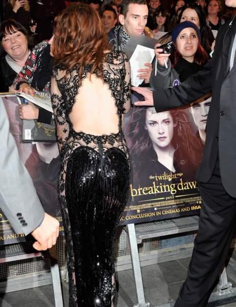 Kristen Stewart de dos