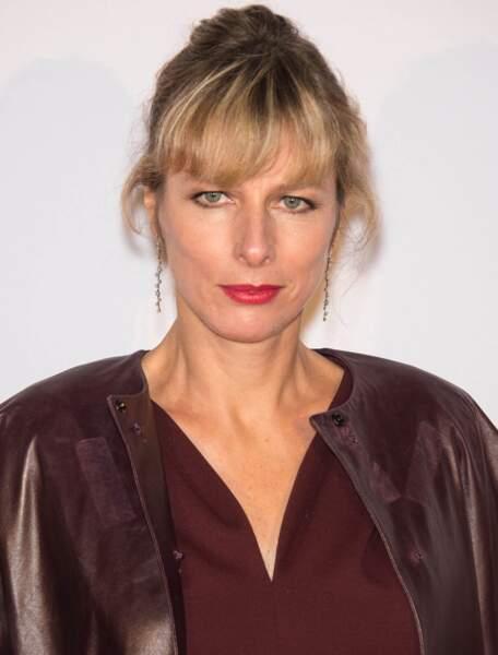 Karin Viard, troisième ex aequo avec 600 000 euros