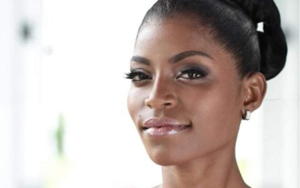 Miss Guinée Equatoriale Restituta Mifumu Nguema, 19 ans, 1m70