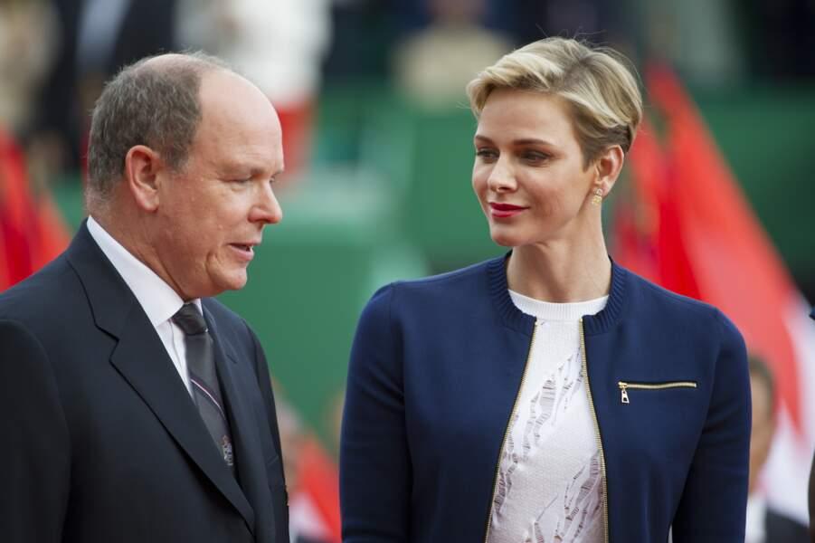 Ces stars parents de jumeaux : Prince Albert de Monaco et son épouse Charlène