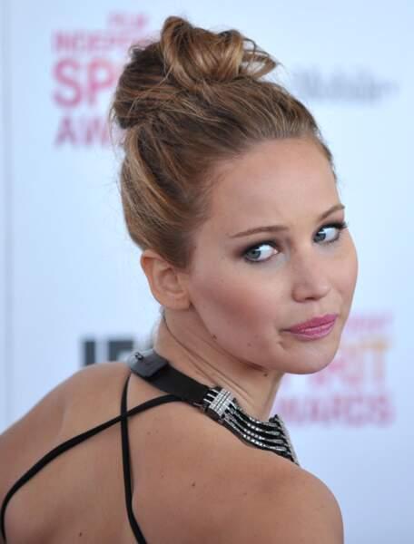Jennifer Lawrence aux Spirit Awards