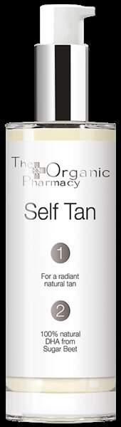 Autobronzant Self Tan, The Organic Pharmacy, 47€ les 100 ml
