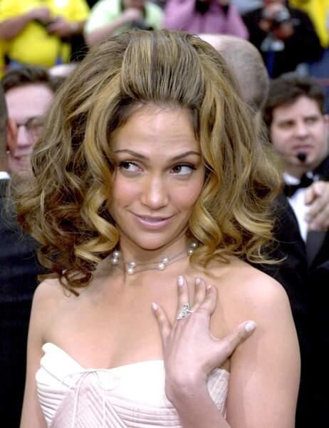 Même Jennifer Lopez semble atrocement gênée