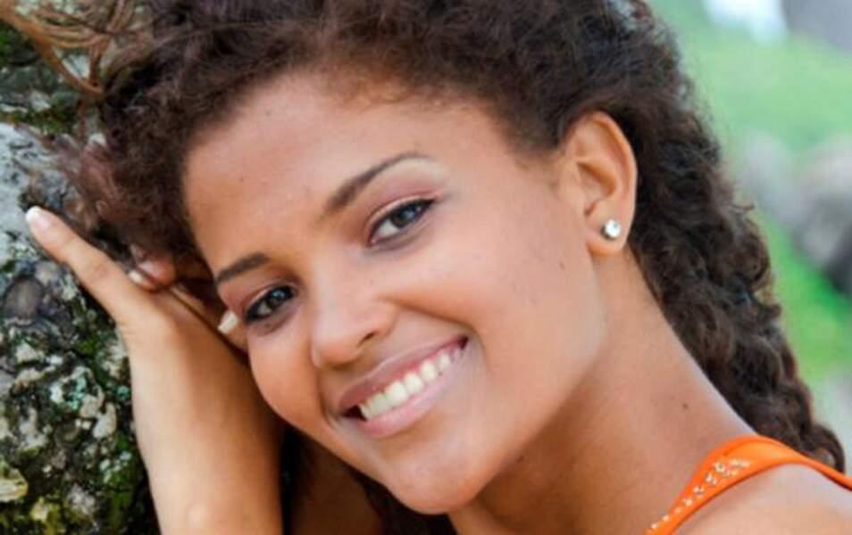 Miss Seychelles Agnes Gerry, 19 ans, 1m76