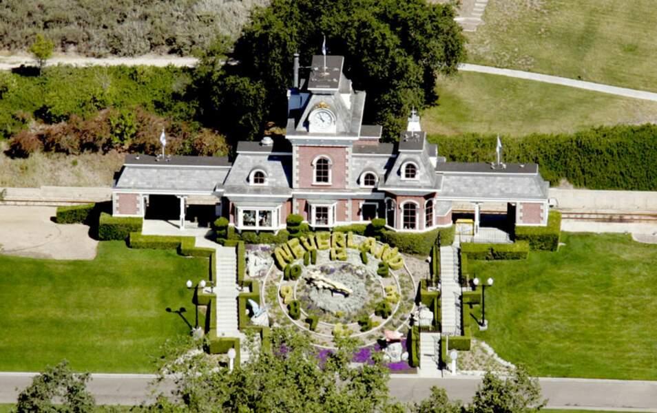 Neverland, le mythique ranch de Michael Jackson