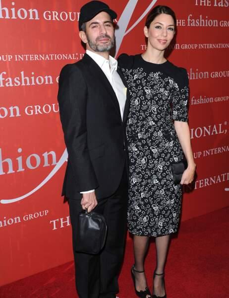 Marc Jacobs et Sofia Coppola