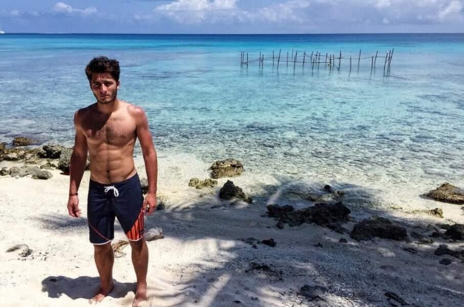 Bixente Lizarazu : on vous présente Tximista, son fils super beau (et très sexy) !