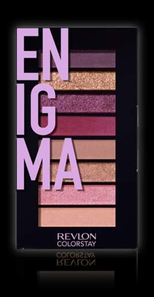 Palette Colorstay n°920 Enigma, Revlon, 11,90€