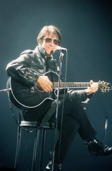Les Enfoirés – Jacques Dutronc en 1993 : ça se fera désormais sans lui, sans lui, sans lui