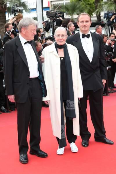 Festival de Cannes 2017 : Vanessa Redgrave