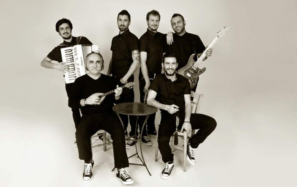 Koza Mostra feat. Agathon Iakovidis - Grèce
