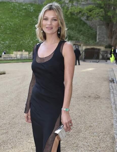 Kate Moss à 40 ans