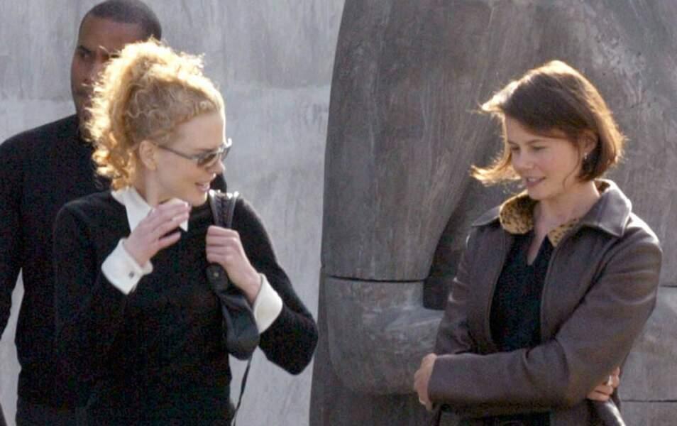 Nicole Kidman et sa soeur Antonia