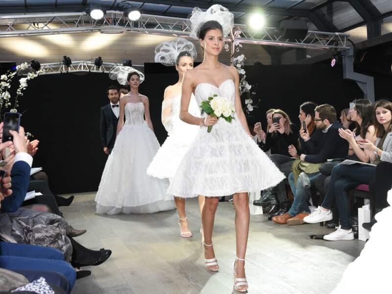 Une robe de mariée courte ? Les bonnes raisons de craquer