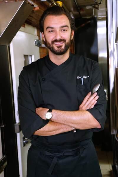 Cyril Lignac en 2013 : quand un homme vous donne envie de faire la vaisselle c'est bon signe...