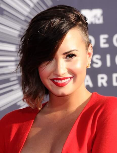 La coupe de Demi Lovato ? A demi-réussie...