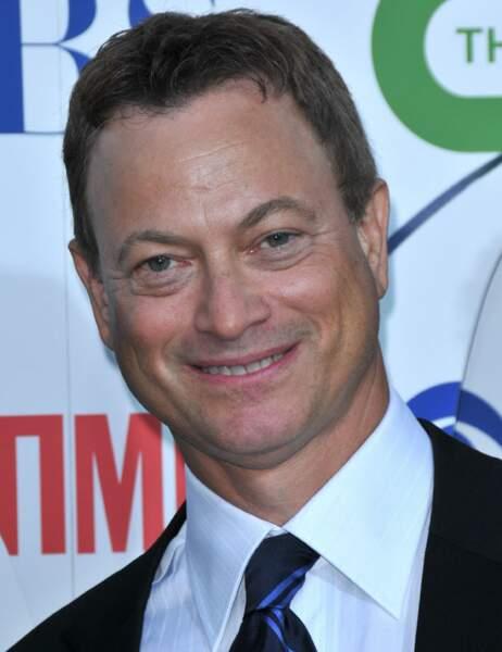 Gary Sinise alias le Lieutenant Mac Taylor dans les Experts : Manhattan