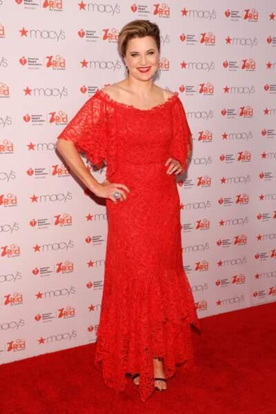 À quoi ressemblent les stars des séries télé des années 90 - Lucy Lawless aujourd'hui