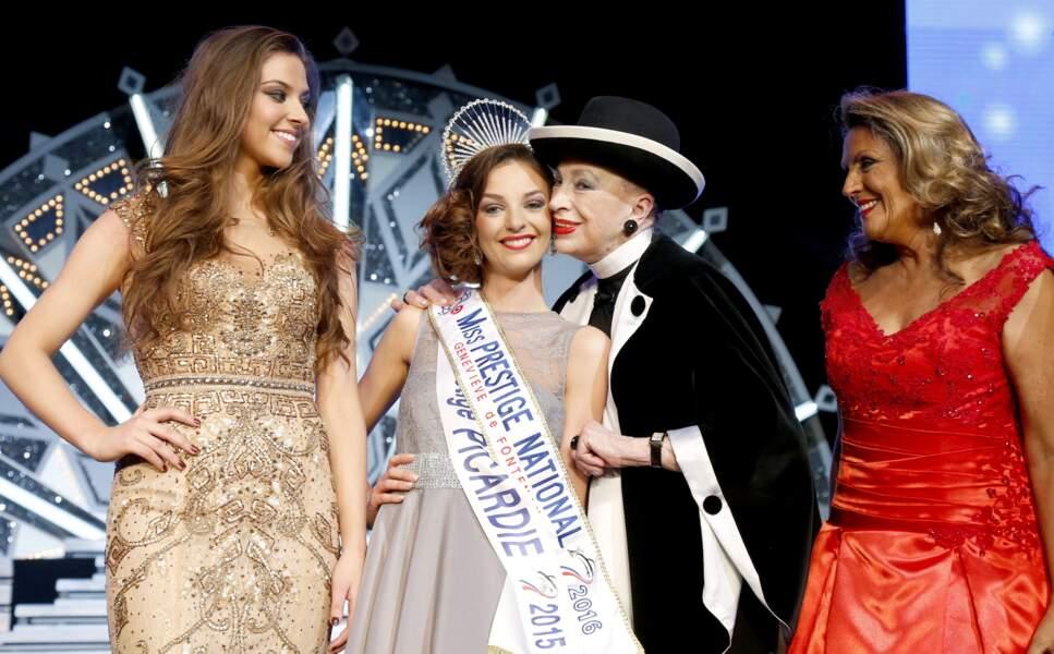 Miss Prestige National a été élue ce week-end !