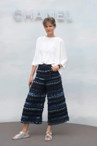 Défilé Chanel : Stella Tennant
