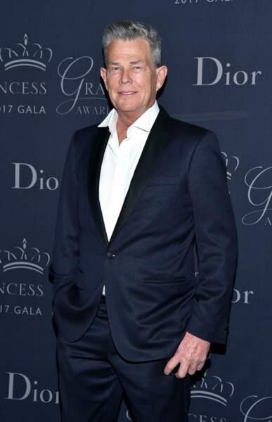 Princess Grace Awards : David Foster