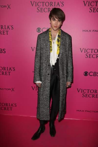 Défilé Victoria's Secret : Gabriel-Kane Day Lewis