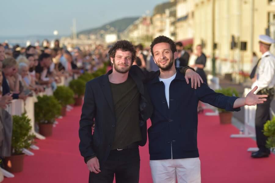 Felix Moati et William Lebghil