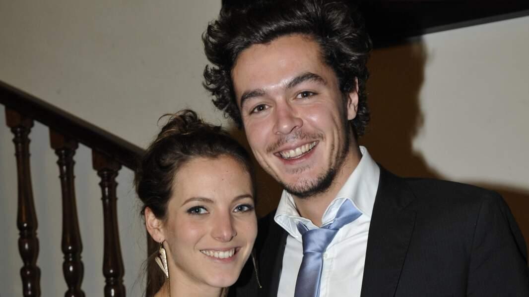 Élodie Varlet et Jérémie Poppe (Estelle Cantorel et Romain Blanchard)