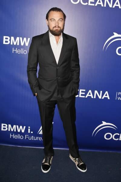Dernier du classement, Leonardo di Caprio, détesté par 1,26 % des votants