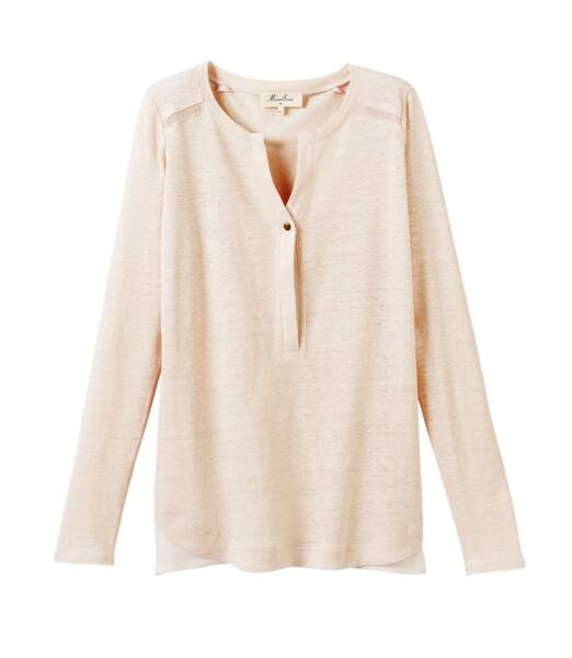 Tee-shirt Marie Sixtine - 65 €