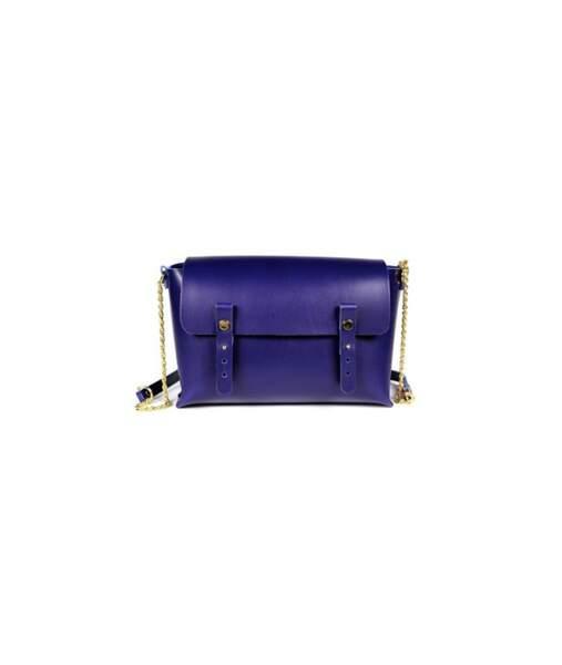 Sac modèle Etude, coloris Blu, Craie, 150 euros