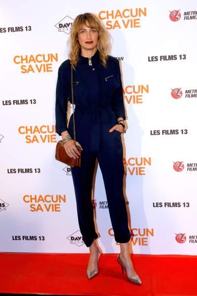 Avant-première du film Chacun sa vie : Pauline Lefèvre