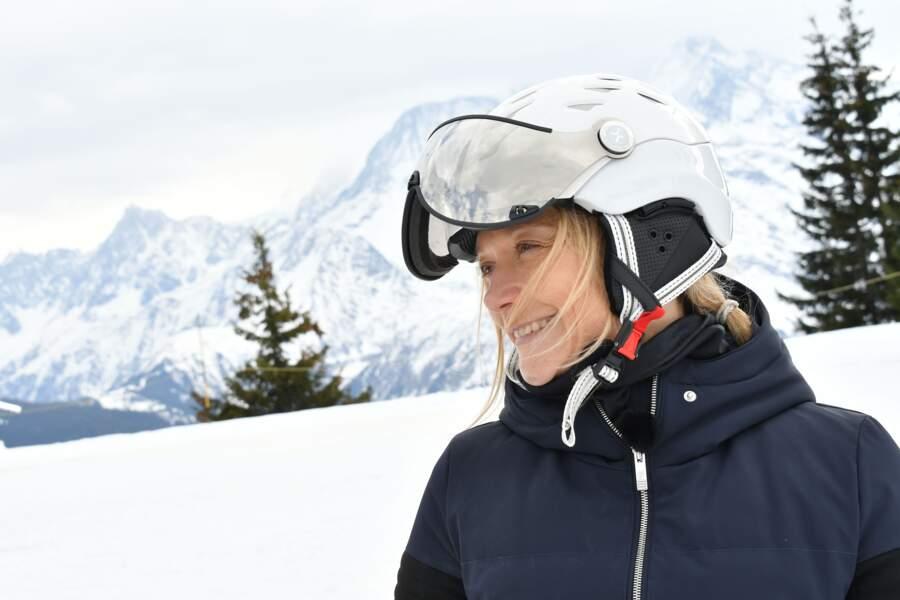 Caroline Vigneau au 35ème festival Mont-Blanc Humour