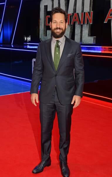 Avant-première de Captain America: Civil War - Paul Rudd alias Ant-Man