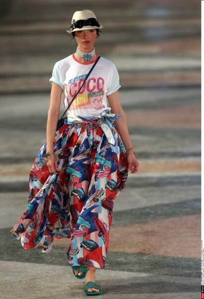 Défilé Chanel à Cuba : un peu de Coco à Cuba