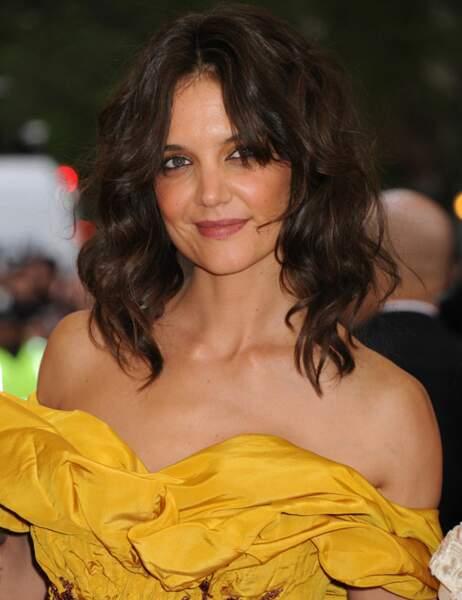 Katie Holmes, 35 ans, ex-femme de Tom Cruise et maman de Suri. Et sinon ?