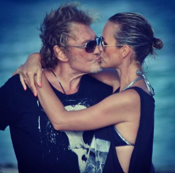 Johnny et Laeticia, plus amoureux que jamais