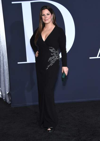 Marcia Gay Harden joue la mère de Christian Grey dans le film
